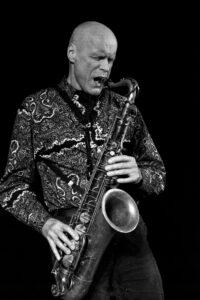 Gebhard Ullmann, Foto: Ole Jensen (c)